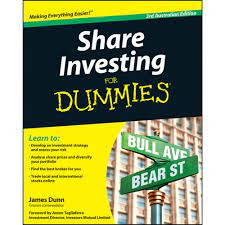Share Investing For Dummies Book