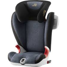 Britax Römer Child Car Seat KIDFIX SL SICT Blue Marble 2018 - large image 1