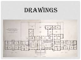 Drawings Site Drawings Drawings Different Types Architects Working Drawings