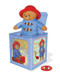 jack in the box toy. paddington jack-in-the-box jack in the box toy