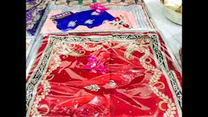 Gift Tray Decoration Indian Wedding Tray Decoration 75