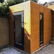 small outdoor office. Linea Contemporary Garden Studio Small Outdoor Office L