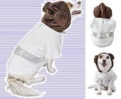 Petco Dog Collar Size Chart Petco Star War Princess Leia Pet Fan Collection Dog Hoodie
