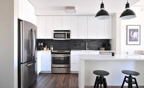 stainless steel appliances. Beautiful Stainless A Modern Kitchen With Stainless Steel Appliances On Stainless Steel Appliances D