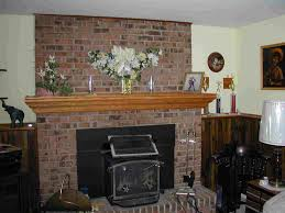 image of best fireplace mantel shelf