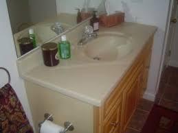 installing a bathroom vanity. Installing A Bathroom Vanity On An Uneven Concrete Floor. .