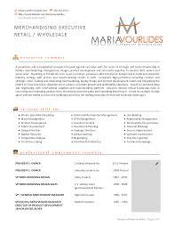 Merchandiser Resume Merchandiser Resume For Study Merchandising Image Examples 98