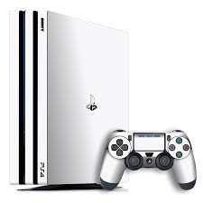 Playstation 4 PRO (PS4 Pro) WHITE MATT ...