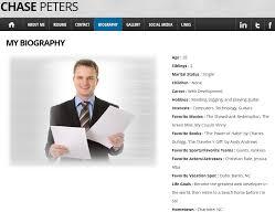 Best Resume Website Examples Sarahepps Com