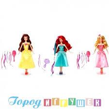 Дисней <b>Кукла</b> Принцесса - Модные <b>прически</b> с акс.( в 3 асс ...