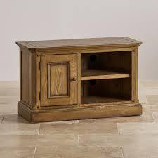 Small Tv Cabinets Tv Cabinets Oak Furniture Land