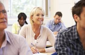 Financial for adults returning to college