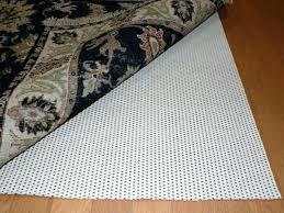 natural rug pads for hardwood floors natural rubber rug pad best natural rubber friendly rug pad