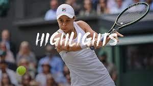 Wimbledon 2021 tennis - Karolina ...