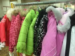 some of the new coats at burlington coat factory