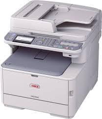 Oki Mc562dnw Multifunctionele Kleurenlaserprinter A4 Printen