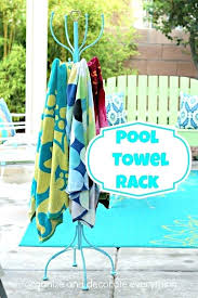 outdoor pool towel storage rack ideas spa and large size of in conjunction with