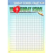Sunday School Chart Ideas Abundant Attendance Chart Ideas For Sunday School Sunday