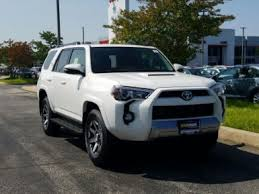Used Toyota 4Runner in Charlottesville, VA