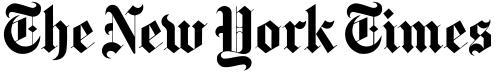 Bildergebnis für logo new york times