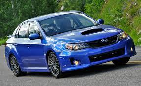 2011 Subaru Impreza WRX   First Drive Review   Reviews   Car and ...