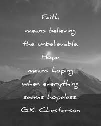 Quotes Of Hope Custom 48 Hope Quotes That Will Empower You