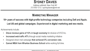Resumes Examples For Freshers Headline Resume Examples For Of ...