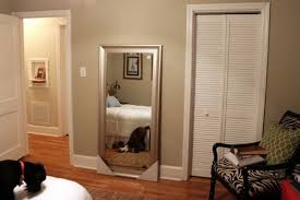 Bedroom Wall Mirror Wall Shelves