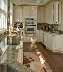 Hardwood Cabinets Kitchen Tile Backsplash Ideas With White Cabinets