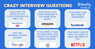 What Do You Do For Fun Interview Question Crazy Interview Questions Can You Answer These Questions If Your