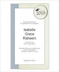 graduation announcements free downloads download 7 graduation invitation templates top template collection