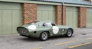 Rm Sotheby S Versteigert Einzigartigen Le Mans Aston Martin Dp215 In Monterey Classic Driver Magazine