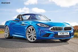 new bmw 2018. contemporary new bmw z4  front exclusive images to new bmw 2018