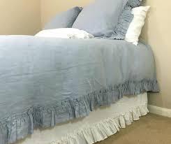 duck egg blue linen duvet cover set custom printed quilt covers australia south africa doona