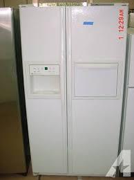 similiar older ge profile refrigerator keywords ge profile performance fridge ice maker water filter beverage door wow