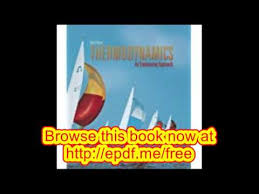 Download Thermodynamics An Engineering Approach Book ...