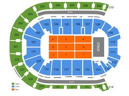 Ford Center Evansville Seating Chart And Tickets