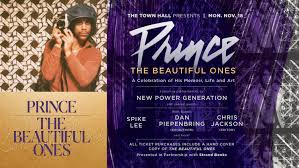 <b>Prince</b>: The Beautiful Ones — The Town Hall
