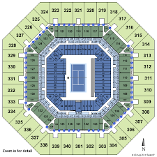 Us Open Tennis Championship Session 23 Tickets Oope