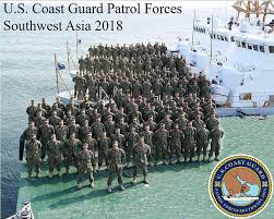Coast Guard Members In Bahrain Feel The Effects Of The
