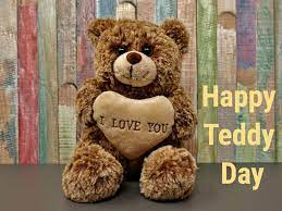 happy teddy day 2019 images cards