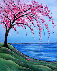 asl watercolor landscape u know art easy spring paintings watercolor landscape u know painting my world