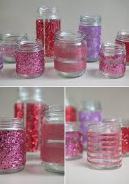 How To Decorate A Jar DIY Glitter Mason JarCheck Out This Cool And Cheap DIY Mason Jar 78