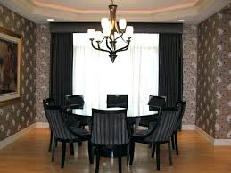 formal dining room window treatments. dining room drapes formal floral window treatments