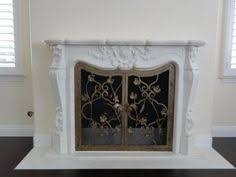 frameless glass fireplace doors. Our Custom Iron Doors Can Be Made To Fit Any Style Fireplace. Whether Your Fireplace Frameless Glass