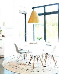 kitchen rug size under table rug french farmhouse round kitchen table rugs round kitchen table rugs dining table rug