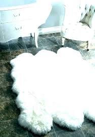 ivory fur rug furry white rug fur rugs faux fur rug sheepskin white furry