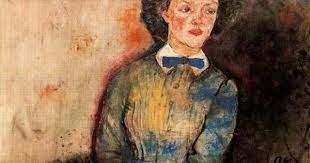 Oskar Kokoschka, Bessie Bruce, 1910 on ArtStack #oskar-kokoschka #art |  Art, Expressionist portrait, Artwork painting