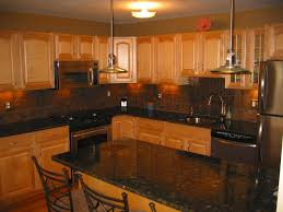Granite Colors For Kitchen Kitchen Paint Color Ideas With Oak Cabinets Is Uba Tuba