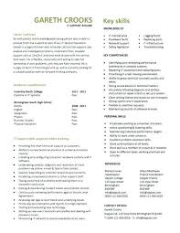 Sample Desktop Support Resume It Support Analyst Sample Show Your